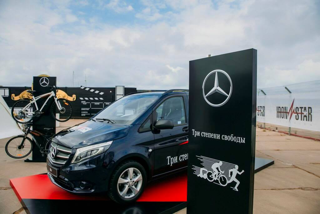 Mercedes-Benz Vans becomes a general partner of IRONSTAR