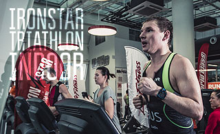 IRONSTAR INDOOR TRIATHLON 27.03.2015