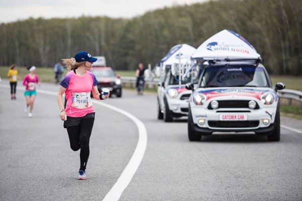 "IRONSTAR founders have been appointed ambassadors of ""Wings for Life World Run"""