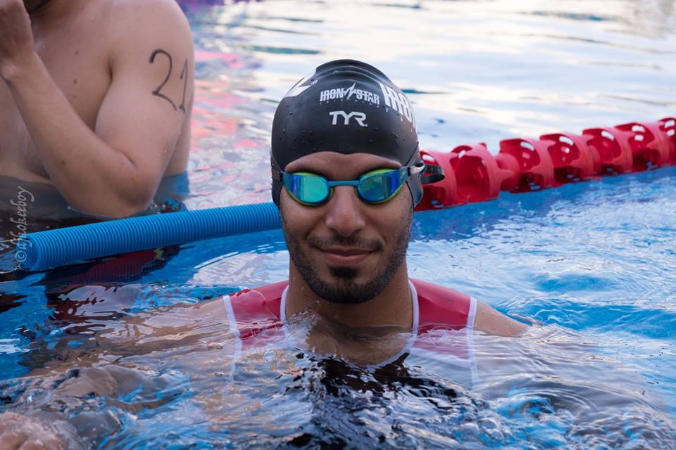 IRONSTAR INDOOR TRIATHLON race will be held in Dubai