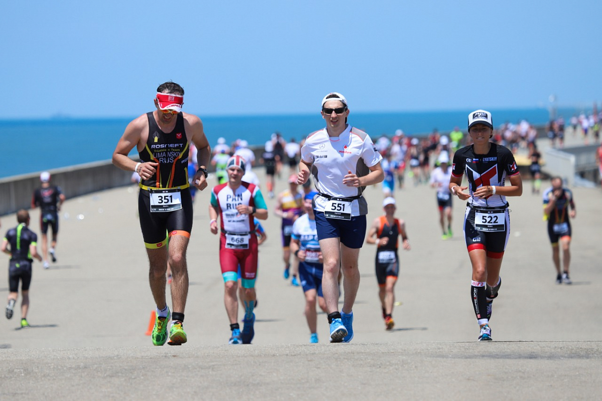 IRONSTAR SPRINT TRIATHLON SOCHI 2020