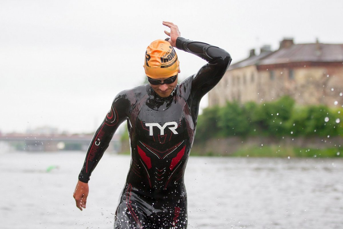 "Ivan Kharin: The ""iron"" distance is the best treatment for my body"