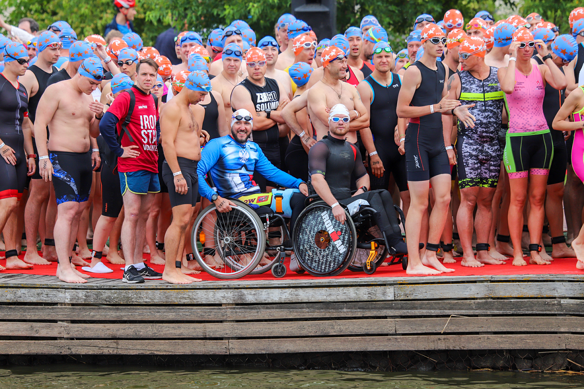 More than a Thousand People Attended Triathlon Competition in Zavidovo